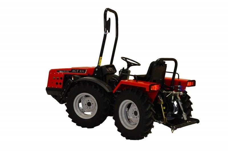 تراکتورهای کمرشکن باغی مدل AGT 830/835